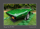MASERATI Tipo 124 1974 Chantilly - France
