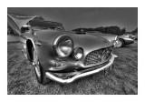Cars BW HDR 65