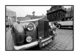Rolls-Royce Silver Cloud, Paris