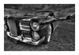 Cars BW HDR 71