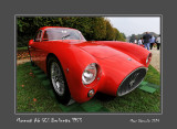 MASERATI A6 GCS Berlinetta 1953 Chantilly - France