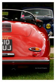 Porsche 356 Super 1600, Chantilly 2015