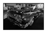 Chevrolet Impala Convertible 1962, Paris