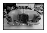 Aston-Martin DB2-1953, Paris