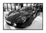 Porsche 918 Spyder, Paris