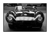Jaguar D Type 1955, Paris