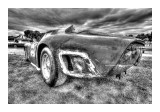 Cars BW HDR 82