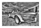 Cars BW HDR 83