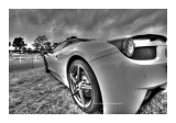 Cars BW HDR 85
