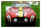 Ferrari 250 GT Competizione Tour de France, Chantilly 2016