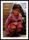 Young girl, Samarkand, Uzbekistan 2008