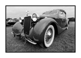 Delage D6-11 S Brandone Coupe 1935, Chantilly