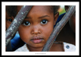 Young girl, Ambohimahasoa, Madagascar 2010