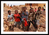 Young team, Dogon village, Mali 2009