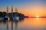 Tall Ships Sunrise 20130615