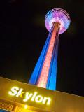 Skylon Tower At Night DSCF05980