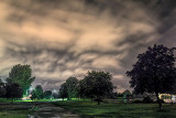 Departing Night Clouds 20130902
