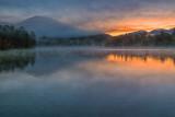 Mirror Lake Dawn 20130928