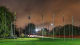 War Memorial At Night 37969