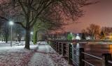 Centennial Park At Night 20131205