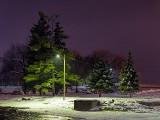 Dock Light At Night 40529