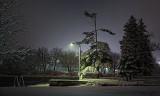 Dock Light At Night 39865