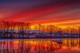 Rideau Canal Sunrise 20131208