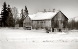 Winter Barn 20131231