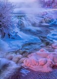 Falls At Almonte At Dawn 41332-5
