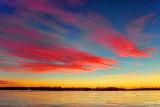 Frozen Rideau Canal Sunrise 20140113