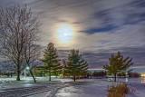 Full Moon Over Three Pines 20140116