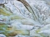 Iced Spillway 20140123