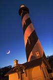 Moon & Lighthouse 1917