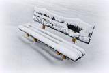 Snowy Bench 42004