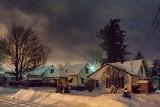 Winter Night Clouds 41012-3