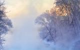 River Mist At Sunrise 20140213