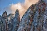 Yosemite Cathedral Spires 22915