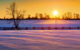 Winter Sunrise 20140216
