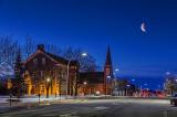 Beckwith Street At Dawn 20140223