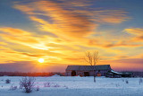Winter Sunrise 20140225