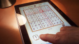 Playing Sudoku 20140227
