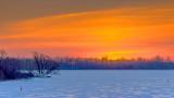 Rideau Canal Sunrise 20140303
