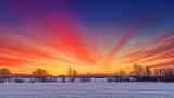 Rideau Canal Sunrise 20140204