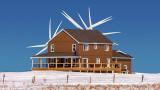 House & Wind Turbine Blades DSCF13937-8