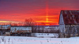 Winter Sunrise 20140318