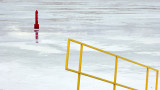 Thawing Rideau Canal 20140320
