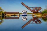 Kawartha Voyageur Arriving At Smiths Falls DSCF15219