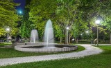 Centennial Park At Night 20140605