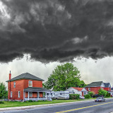 Afternoon Storm 20140613