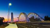 Strandherd-Armstrong Bridge At Dawn 44363